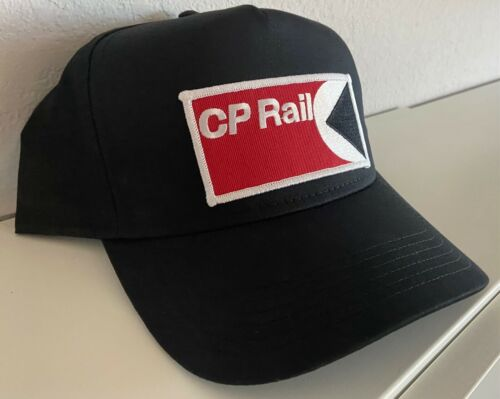 Cap / Hat -Canadian Pacific Railroad (CP) #12059   NEW