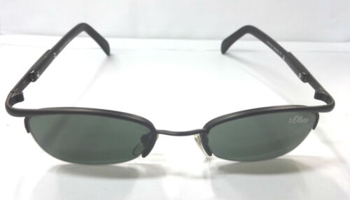 SUNGLASSES OCCHIALE DA SOLE S. OLIVER S.O.3896 col.2 MADE IN GERMANY OUTLET