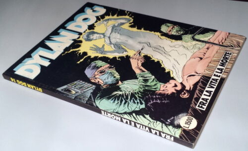 DYLAN DOG n.14 Originale - Bonelli Daim Press -   EDICOLA