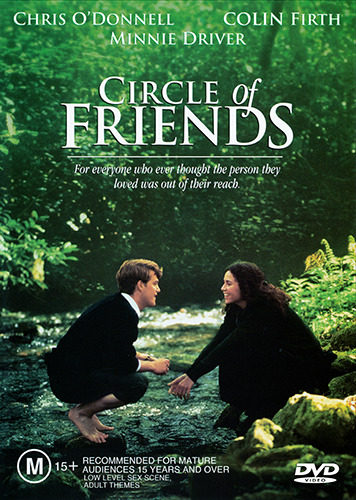 Chris O'Donnell Minnie Driver CIRCLE OF FRIENDS DVD