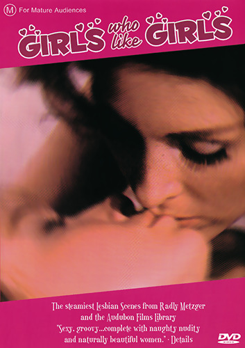 GIRLS WHO LIKE GIRLS - CLASSIC SEXY LESBIAN COLLECTION DVD