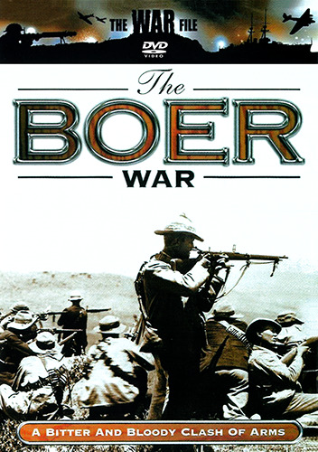 THE BOER WAR - COMPREHENSIVE REVEALING DOCUMENTARY DVD