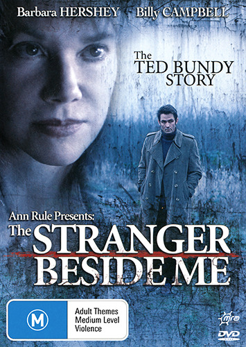THE STRANGER BESIDE ME - TED BUNDY NOTORIOUS SERIAL KILLER TRUE STORY DVD
