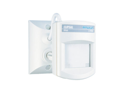 Clipsal Outdoor Infrascan security Motion Infrared Sensor Passive PIR 750WPR