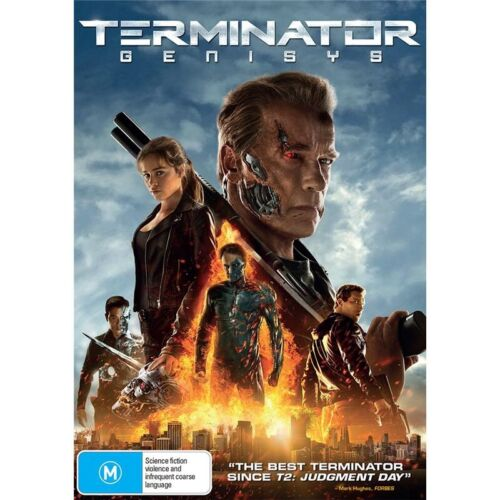 TERMINATOR GENISYS-Region 4-New AND Sealed