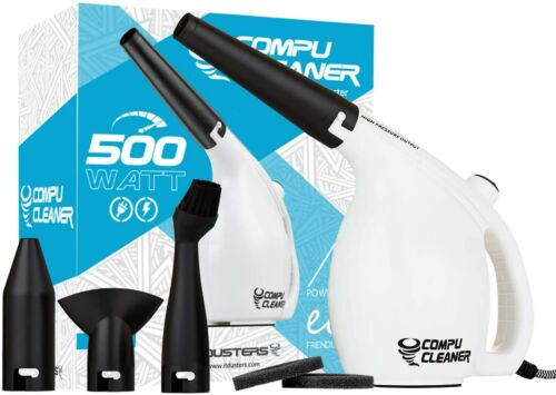 IT Dusters CompuCleaner Electric Air Duster Blower for PC, Laptop, Console
