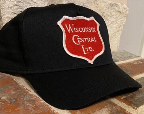 Cap / Hat-  Wisconsin Central Railroad (WC) NEW