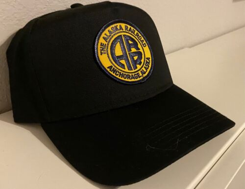 Cap / Hat - Alaska Railroad (ARR ) - # 22251- NEW