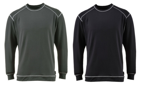 Portwest B153 Workwear Base Layer Thermal Pro Antibacterial Top Warm Quality