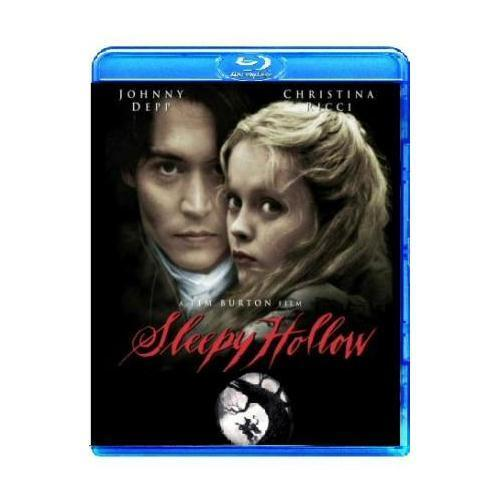 "SLEEPY HOLLOW JOHNNY DEPP TIM BURTON BLU RAY REGION B (AUSTRALIA) ""NEW&SEALED"""