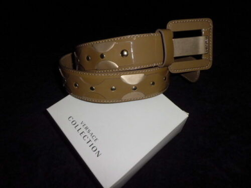 Gianni Versace Cintura Donna  Belt  Leather  € 530,00