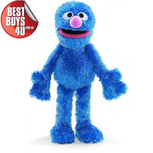 SESAME STREET - GROVER SMALL SOFT PLUSH TOY