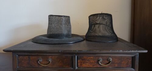 Very Rare Korean Joseon Dynasty Gentleman Nobleman Horse Hair Hat GAT