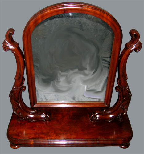 ROCOCO TABLE TOP DRESSING MIRROR