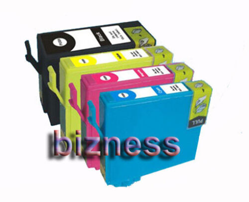 8 INK CARTRIDGE for EPSON T140 WORKFORCE 60 625 630 633
