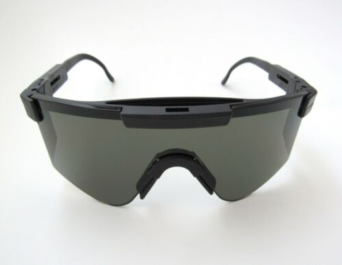 New L-1 MSA Z87 R-1 Safety Clear Tinted Ballistic Glasses Military US Army CaseOpticals - 156467