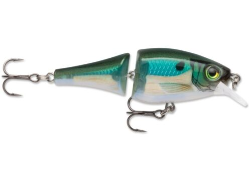 RAPALA BX JOINTED SHAD 7gr/6cm COLORE BBH  IL TOP!!!!  VERAMETE INFALLIBILE !!