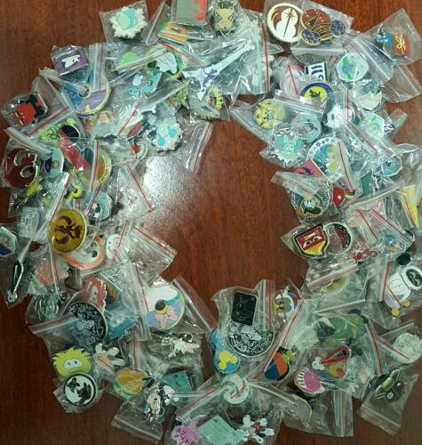 Disney Trading Pins 100 lot 1-3 Day Shipping 100% tradable no doubles