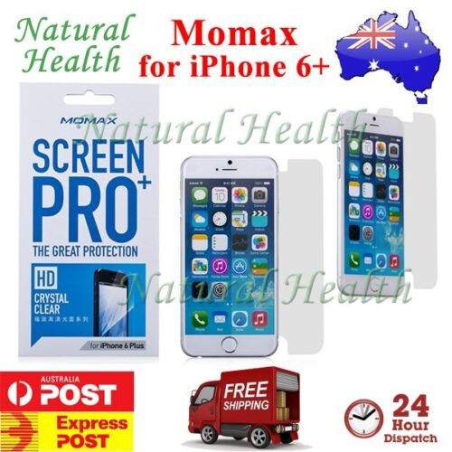 Momax Pro+ Screen Protector Film HD Crystal Clear for Apple iPhone 6 + Plus 5.5
