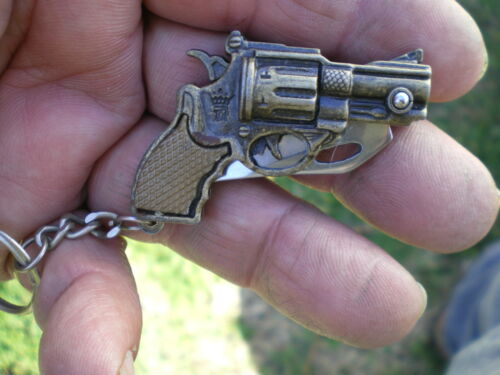 ART Brand RevolverType Gun Pistol Pocket Key chain KC-2080 *2012*
