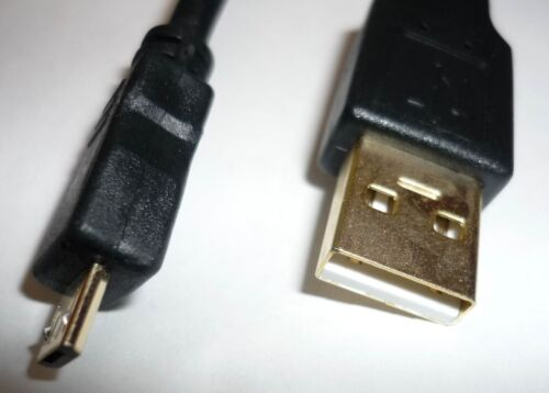 USB 2.0 Cable 1m a-St to Micro USB B St 5 Pin Connection Cable