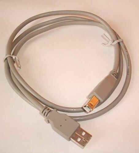 USB 2.0 Printer Cable 1m for Canon Epson Brother HP Printer a-B
