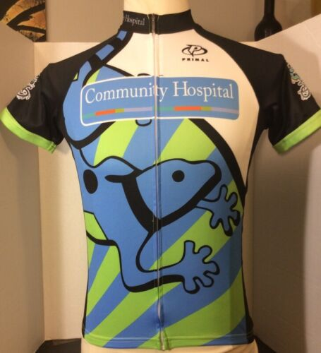 Primal Wear 2013 25th Annual Tour Of The Valley Cycling Jersey Men's X-Small