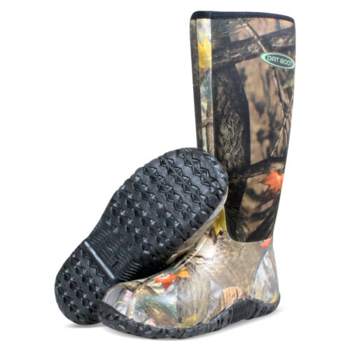 Dirt Boot® Neoprene Wellington Muck Field Fishing Boots Wellies Camo <br/> Hunting, shooting, metal detecting, dog walking boots