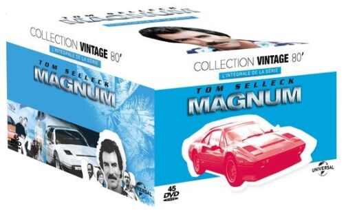 MAGNUM PI COMPLETE SERIES COLLECTION 1-8 TOM SELLECK DVD BOX SET 45 DISCS R4 NEW