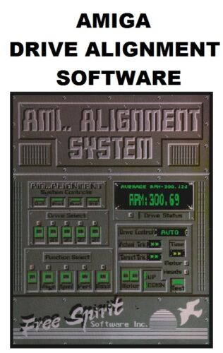 Ami.. Alignment System by Free Spirit Software for Amiga 500 1000 2000 [05]