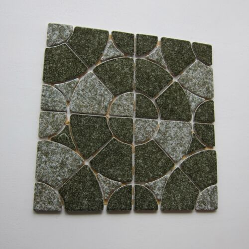 Vintage 1970s Floor Tile, 85 Sq Ft Available Made in Japan