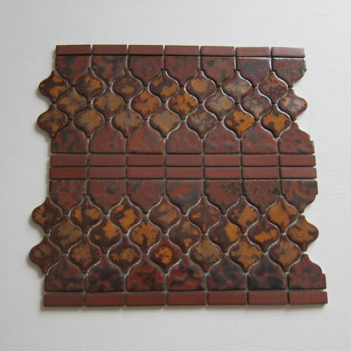 Vintage 1970s Wall Tile, 82 Sq Ft Available, Made in Japan
