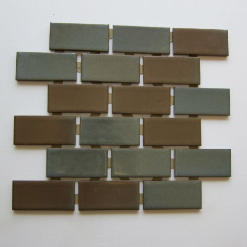 Vintage 1960s Wall Tile, 450 Sq Ft Available, Made in Japan