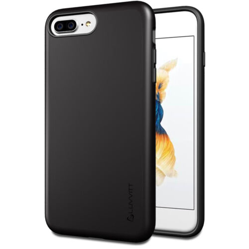 LUVVITT SUPER ARMOR Case for iPhone 7 PLUS | Dual Layer Back Cover