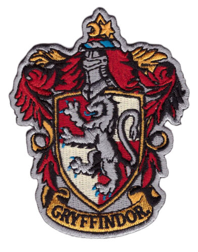 Tactical Harry Potter Gryffindor  VELCRO® BRAND Hook Fastener Patch ParcheParches - 4725