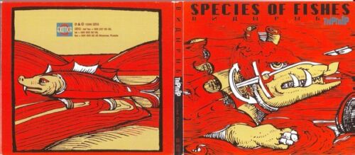 Species Of Fishes ‎– Trip Trap  CD <br/> nice condition!