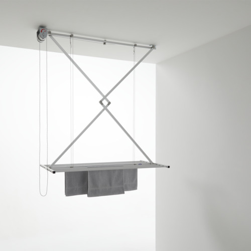 Ceiling Mounted Pulley Clothes Airer Clothes Drying Rack Airer Foxydry Mini