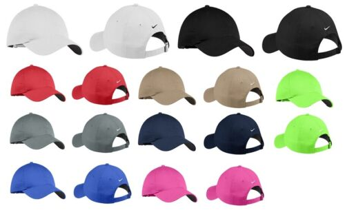438ec08ae423c New with tags NEW NIKE-UNSTRUCTURED - SWOOSH ON BACK- GOLF-BASEBALL-TENNIS- HAT-CAP-DAD-HATS