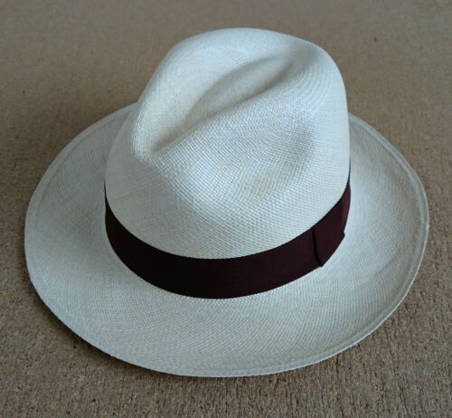 Genuine Panama Hat (second from leading brand with small defect/mark)