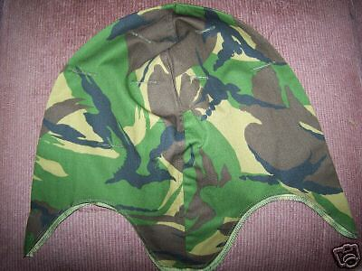 DUTCH CAMO HELMET COVER NEW CONDITION FITS US STEEL HELMETSHats & Helmets - 36068
