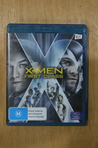 X-MEN First Class -** Excellent Used Condition**  (D70)