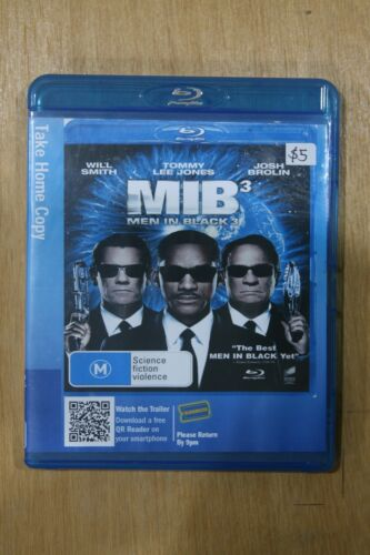 Men In Black 3  -** Excellent Used Condition**  (D70)