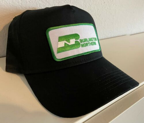Cap / Hat- BURLINGTON NORTHERN (BN) Railroad- #12739- NEW