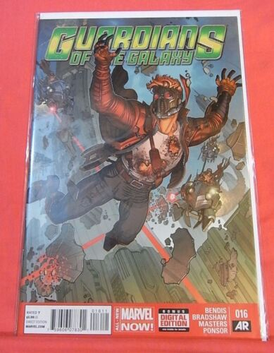 GUARDIANS of the GALAXY #016 - bagged .!! 2013