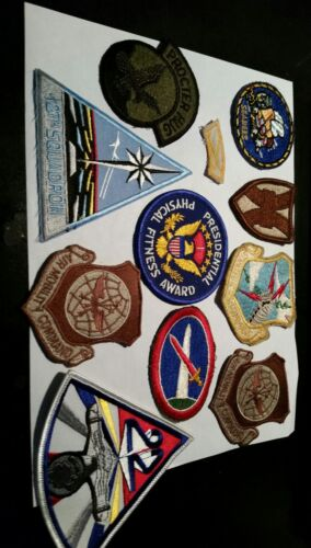 120 USAF AIR MOBILITY COMMAND PATCH And OthersAir Force