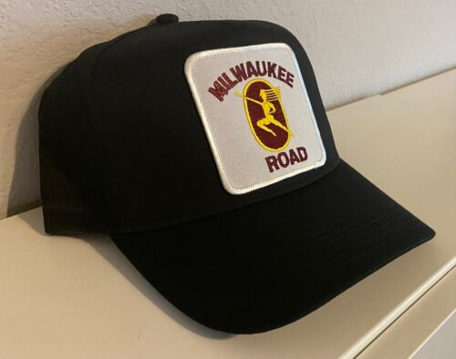 Cap / Hat - Hiawatha Olympian Milwaukee Road Railroad