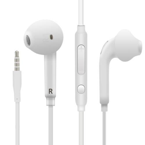Stereo Earphone Earbuds Bass Headphone Sports Headset With Mic For Samsung