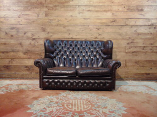 Divano Chesterfield 2 Posti Monk