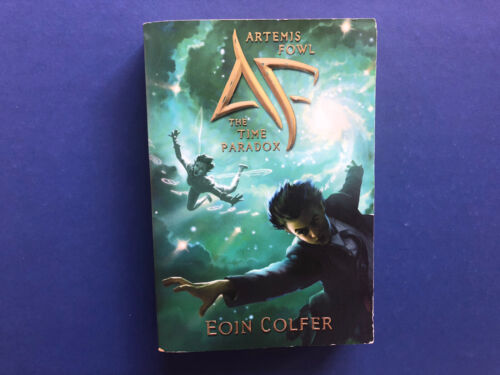 ARTEMIS FOWL #6 : The Time Paradox By Eoin Colfer (2009)