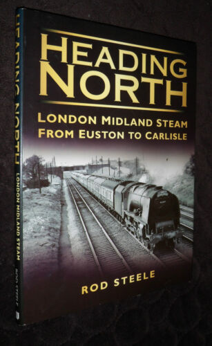 HEADING NORTH -  London Midland Steam From Euston to Carlisle 2010